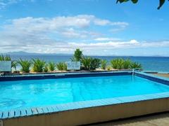 Beachcomber's inviting swimming pool