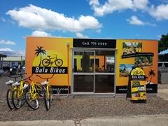 Bula bikes at Port Denarau