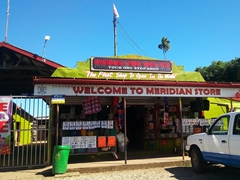 The first store to open in the world - the Meridian Store