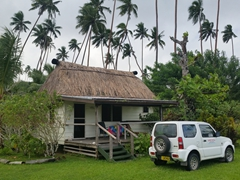 Our Coco Bure - the perfect base for exploring Savusavu; Siga Siga Sands