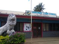 Town Council in Savusavu