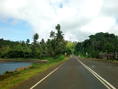 Vanua Levu is an easy island to navigate with few cars on the road