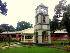 Fiji Museum at Thurston Gardens in Suva