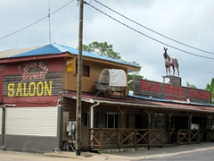 War Horse Saloon; Port Vila