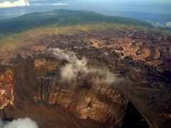 Mt Benbow volcano; Ambrym