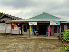 Women's Handicraft Center; Luganville