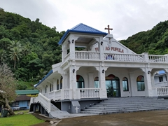 Yet another of Tutuila's numerous churches