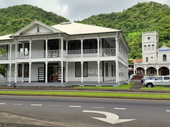 The High Court; Pago Pago