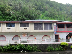 Evalani's motel (Evie's Moto O Fiafiaga) - the perfect place to stay in Pago Pago
