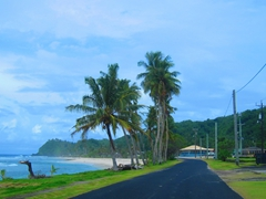 Gorgeous views abound on American Samoa