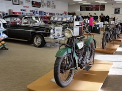 Visiting the E. Hayes & Sons hardware store in Invercargill is a must for motorcycle and car enthusiasts