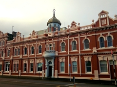 Victoria Railway Hotel; Invercargill
