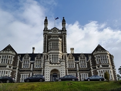 Otago Boys' High School; Dunedin
