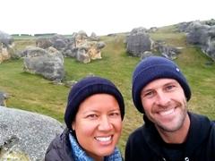 Selfie at Elephant Rocks