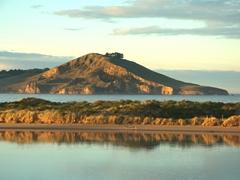 Stunning scenery near Huriwa Historic Reserve