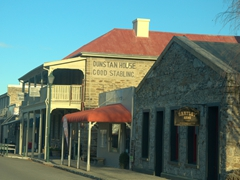 Historic Clyde; Central Otago