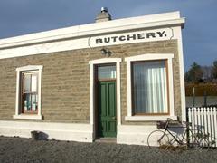 Butchery; Ophir