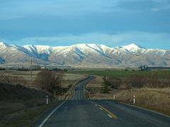 Central Otago was fun to drive around - lots of pretty scenery