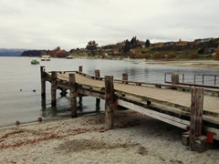 Lake Wanaka Pier