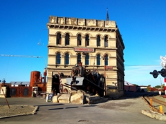 Steampunk Headquarters; Oamaru