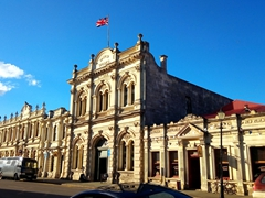 Old Union Building; Oamaru