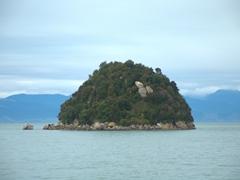 Ngaio Island; Abel Tasman National Park