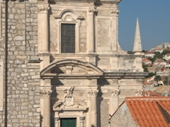 Located on the southern side of the old town, the Church of St Ignatius of Loyola warrants a visit