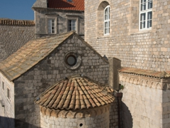Roof tiles of Dubrovnik