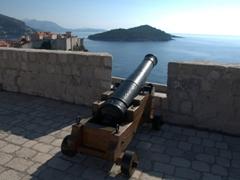 Canon at Fort Lovrijenac