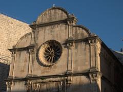 Detail of St. Saviour Church