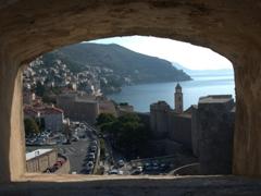City wall viewpoint