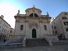 Church of Saint Blaise (protector and patron saint of Dubrovnik)