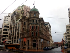 Old Public Trust Building; Wellington