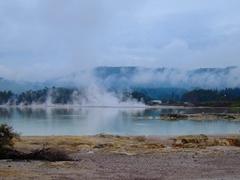 Sulphur Bay, Lake Rotorua