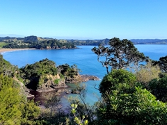 Matapouri coast; Northland