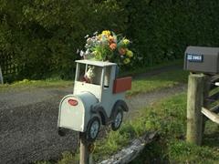 Interesting Northland mailbox
