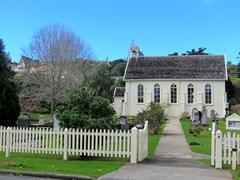 Christ Church; Russell