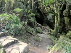 Abbey Caves; Whangarei
