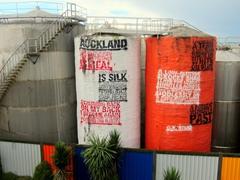 Silo park; Auckland