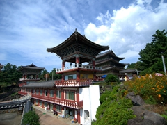 Yakcheonsa Temple, Jeju's most popular Buddhist Temple