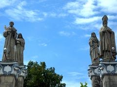 Statues of Basilica del Santo Niño