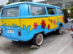 Hippie van; Tagbilaran City