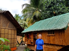 Adriana's Place - our rustic beach bungalows near Dumaluan Beach