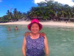 """General """"Di Tam""""; Alona Beach"""