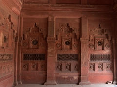 The level of intricate detail of Agra's Fort will blow your mind. It took 1.4 million workers over 8 years to build this massive military complex