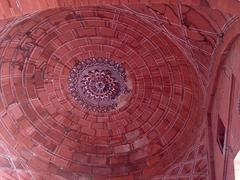 Fatehpur Sikri dome detail