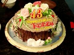 Robby turns 43!