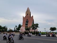 Lotus tower; Nha Trang