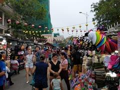 Night market; Nha Trang