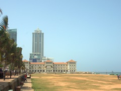 Galle Face Hotel; Colombo